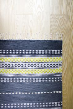 Madebymemm Kippari carpet - Kipparimatto. Ash parquet Classic, sanded hard wax oiled - Saarniparketti Classic, hiottu öljyvahattu