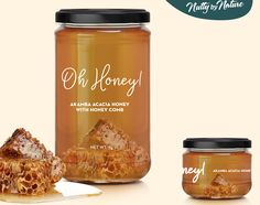 Oh Honey! on Packaging of the World - Creative Package Design Gallery