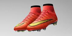 NIKE presents the mercurial superfly: a boot built for speed