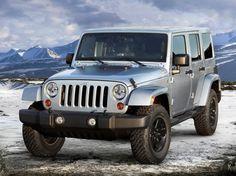 Jeep Wrangler Arctic (2012)  A car for me :)