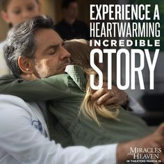 """God is in the business of miracles. Go see this touching film, """"Miracles from Heaven"""" and be inspired. Miracles From Heaven Book, Heaven Quotes, Christian Movies, Nonfiction Books, Movie Quotes, Movies To Watch, Movies And Tv Shows, I Movie, Catholic"""