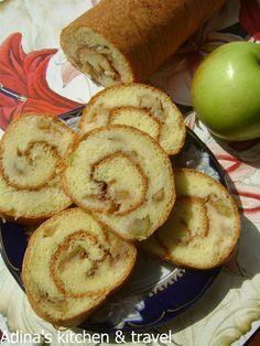 Retete mancare Gateste Inteligent Rulada cu mere