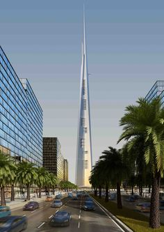 The New Record Breaking Kingdom Tower Will Be 173 M Taller Than Burj Khalifa (Pictures)Gulf Elite