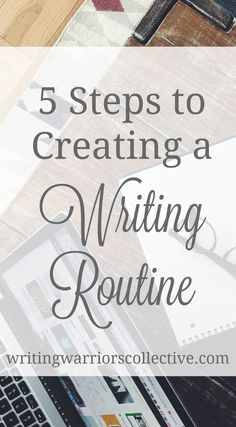 How to Create a Writing Routine https://writingwarriorscollective.com/how-to-create-a-writing-routine/?utm_campaign=coschedule&utm_source=pinterest&utm_medium=Laina%20Turner&utm_content=How%20to%20Create%20a%20Writing%20Routine #indieauthors #selfpublishing #authorlife #writer #selfpub #writingtip #writetip