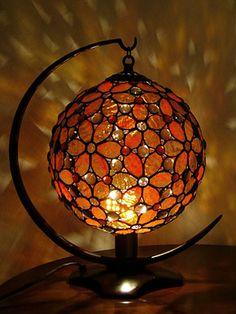 tiffany table lamp מנורת שולחן
