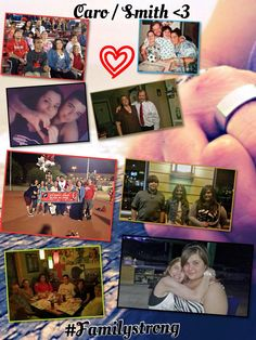 My Family, Protecters and Supporters <3 #Caro/Smith