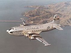 Douglas C-124 Globemaster II like the one that crashed in 1952 (Alaska) and was discovered June 10, 2012.