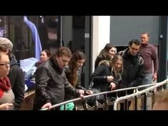 Costumes + Flash Mob X Rembrandt = Amazing!