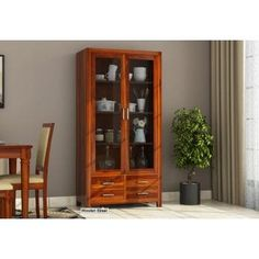 In today's time, most luxurious items are in the market as per the need an item is launched so Wooden Street had offered a dewy kitchen wardrobe design wardrobe designs wardrobe design online# Wooden Cupboard, Wooden Kitchen Cabinets, Kitchen Utensils Store, Buy Kitchen, Kitchen Wardrobe Design, Design Kitchen, Ikea Kitchen Furniture, Cupboards For Sale