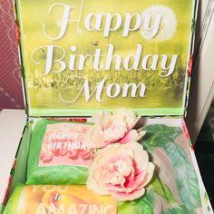 Mom Birthday youarebeautifulbox I just finished 😊 order now