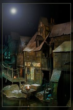 Dickens World, Chatham, Kent via Flickr. It wouldn't be a bad idea to go there ...