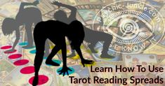 This collection of tarot reading spreads will help you unlock outstanding predictions with your own cards. Whether you refer to your card placement as a layout or as a spread, there is a discipline or method which accompanies each. Tarot Card Layouts, Page Borders Design, Rider Waite Tarot, Tarot Card Meanings, Tarot Spreads, Major Arcana, Card Reading, Tarot Cards, Jun