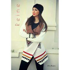 New In !   +962 798 070 931 ☎+962 6 585 6272  #ReineWorld #BeReine #Reine #LoveReine #InstaReine #InstaFashion #Fashion #Fashionista #FashionForAll #LoveFashion #FashionSymphony #Amman #BeAmman #Jordan #LoveJordan #ReineWonderland #Modesty #ReineWinterCollection #WinterCollection #layalicollection #WoolCardigan #Cardigan #Wool #WinterFashion #Cape