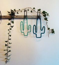 Joli cactus en laine tricotin