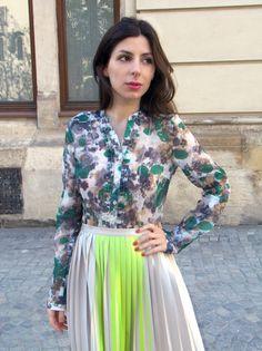 Laura O, Teal, Dresses With Sleeves, Silk, Long Sleeve, Skirts, Shopping, Fashion, Moda