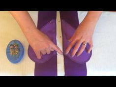 (125) Creating In Seam Pockets - YouTube
