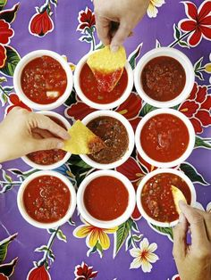 14 salsas to eat in Tulsa