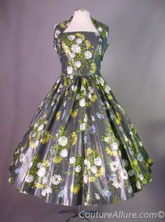 1950s dress by Guilford