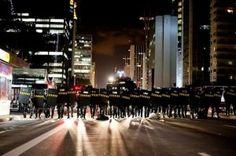 OAB-SP diz que houve excesso em repressão à manifestação contra Copa - SPressoSP