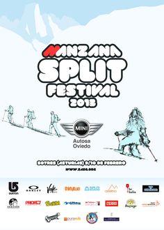 Manzanasplit festival en Sotres