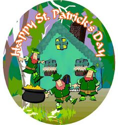 A fun way to celebrate St. Patrick's Day with Kids