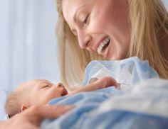 Verbindung fürs Leben: Mutter zu werden, ist etwas ganz Besonderes - NIVEA zelebriert diese besondere Verbindung zwischen Mutter und Kind.
