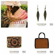 #estilo #Boho en #NovaAccesorios seleccionamos algunas de nuestras piezas para este look. ¿Te animás a adoptarlo?