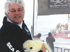 Despite being a Canadian going back fourteen generations to 1587, She Shepherd captain and anti-whaling activist Paul Watson can no longer enter Canada because Stephen Harper took away his passport...