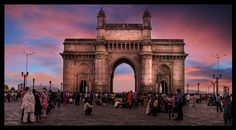 Photograph Gateway Of India , Mumbai by Amod Mantri on 500px