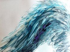 Painting - Upon A Wing 001 by Tracyann