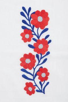 Poppy Garland  pattern