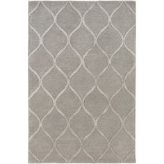 Artistic Weavers Urban Cassidy Hand-Tufted Gray Area Rug | AllModern