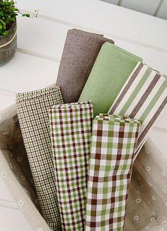 Fabrics I already have