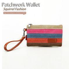 $7.20 (Buy here: https://alitems.com/g/1e8d114494ebda23ff8b16525dc3e8/?i=5&ulp=https%3A%2F%2Fwww.aliexpress.com%2Fitem%2FSquirrel-fashion-canvas-patchwork-rainbow-stripe-small-vintage-cute-women-organizer-wallet-color-block-casual-classic%2F32657126453.html ) Squirrel fashion canvas patchwork rainbow stripe small vintage cute women organizer wallet color block casual classic purse for just $7.20