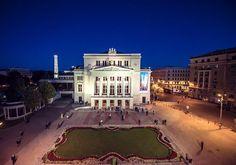 Opera House. Riga