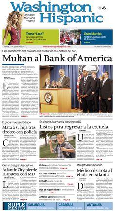 Edición impresa del 22 de Agosto de 2014: http://washingtonhispanic.com/index.php?mod=historico&id=360