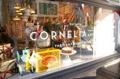 Cornelia and co, The dayli picnic store in Barcelona, http://www.mammaproof.org/cornelia-and-co/