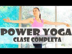 Estupenda rutina de yoga excelente para Activar y nutrir el cuerpo y fluir la mente. Namasté.
