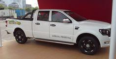 Kawei K1 Pickup