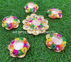 Designer Rangoli Rangoli# Contact us : 9871111388 (call & whats app) Visit our Store : Laxmi singla. The Wedding Designers. C ,Saraswati Vihar, Service Lane ,Outer Ring Road, Pitam Pura Diwali Diy, Diwali Craft, Wedding Designers, Diy Diwali Decorations, Flower Rangoli, Rangoli Designs, Ganesha, Terracotta, Galleries