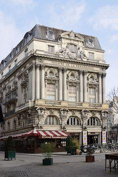 Théâtre parisien de la Renaissance, 20 boulevard Saint-Martin, Paris 10e