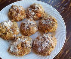 Sweet Potato Cookies - http://secretrecipes.co/sweet-potato-cookies/