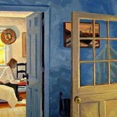 """Rooms By the Sea"" Edward Hopper #culturainquieta"