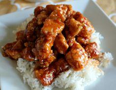 Recette facile de poulet à la sauce à l'orange (3 ingrédients)