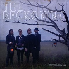 Needtobreathe - The Reckoning on Limited Edition Colored Vinyl 2LP
