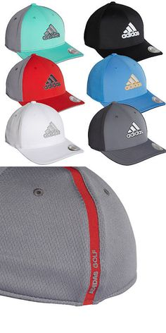 d1230a51914 Golf Visors and Hats 158937  Adidas Golf 2018 Climacool Tour Hat Cap -  Stretch Fit