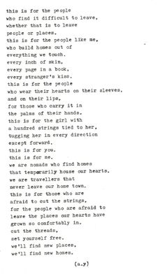 This is for the people like me who build homes out of everything we touch.