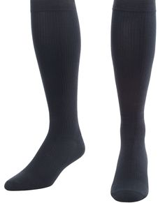 22863867be Mojo Dress - Men's Opaque Compression Socks -- Firm Support (20-30 mmHg