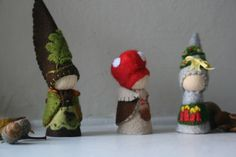 Lovely little gnome people