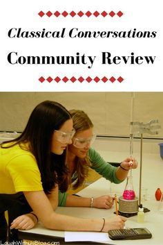 Last year as a part of our homeschooling, we used the Classical Conversations curriculum and attended a weekly community, where I also tutored. Why we decided not to return to the community the next year...